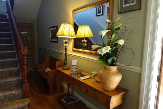 Ivythwaite Lodge: Hallway