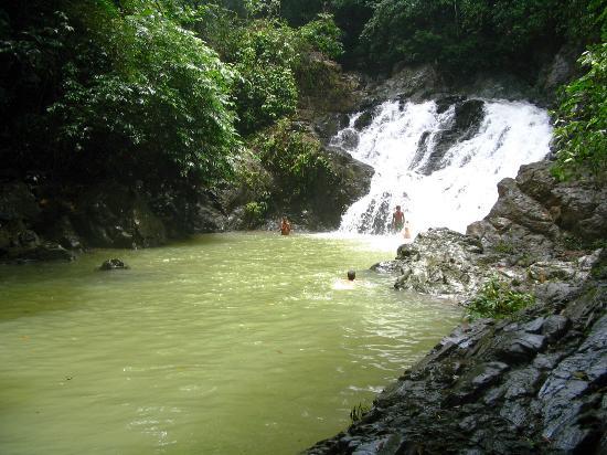 Panamá: rio chagres