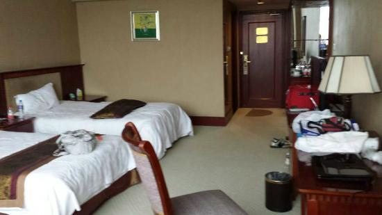 Xinyi, China: Inside room