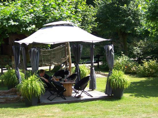 Malvezie, فرنسا: lounge-hoekje
