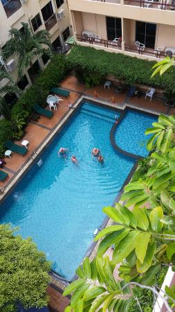 Opey de Place Hotel: Pool