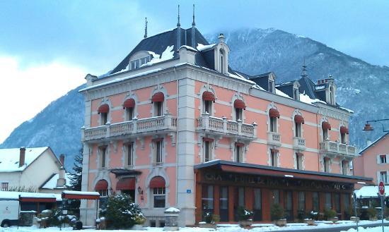 Grand Hotel De France : Le Grand Hôtel De France front view