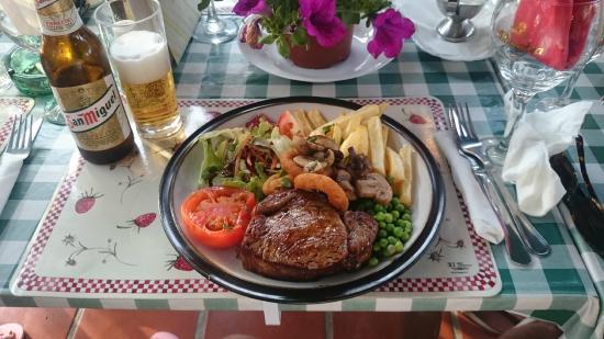 Lainey's Bar & Bistro: Steak at Lainey's
