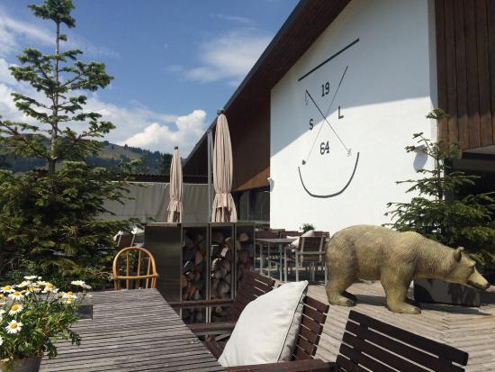 Saanewald Lodge: photo0.jpg
