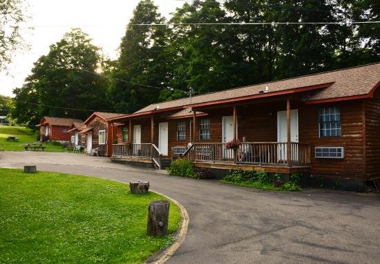 Lakeside Resort: Cabins