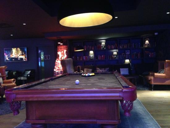 Foyer Area Bar : Foyer bar area picture of pentahotel birmingham