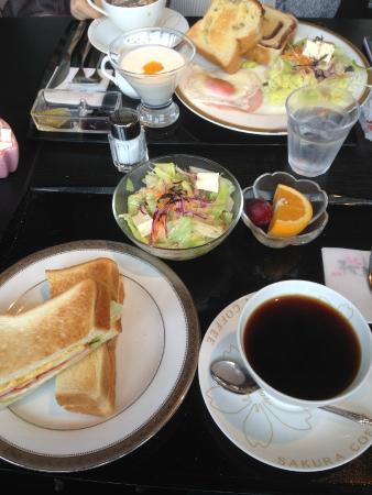 Sakura Coffee