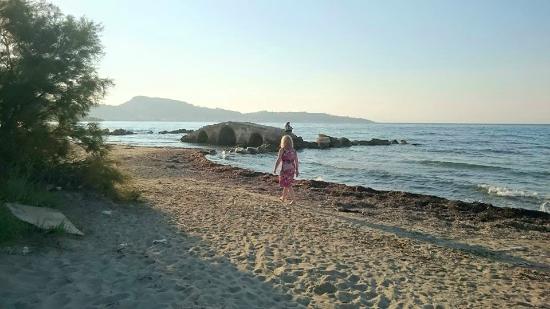 La Sirena Apartments : Argassi beach