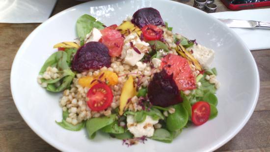The House Cafe Tesvikiye : Wheat Berry Salad