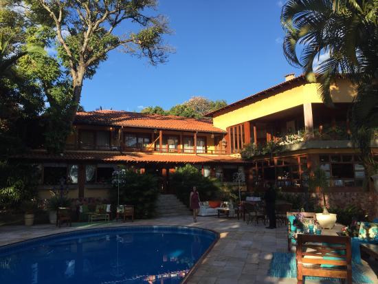 Hervorragend Garten Haus Café Colonial: Espaço Maravilhoso Para Eventos. Confortável,  Lindíssimo, Com Uma