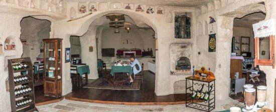 Urgup Evi Guest House: Restaurante