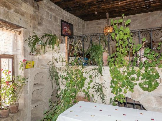 Urgup Evi Guest House: apartado en el restaurante