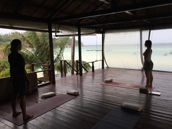 New Heaven Dive School Yoga
