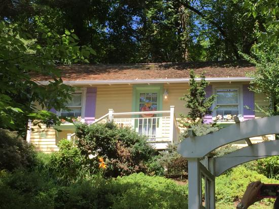 Frog Hollow Bed and Breakfast: Cottage at Turtle Rock