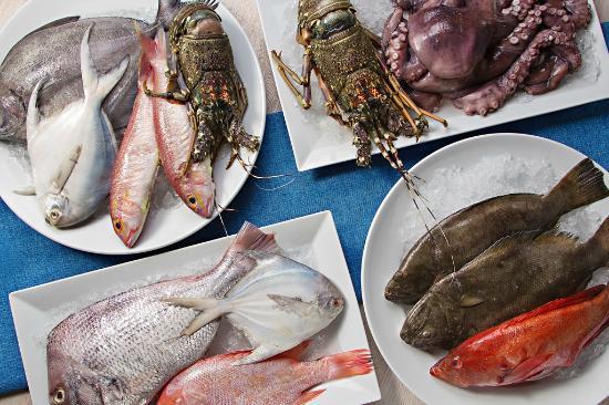 Panorama A.S.P.: Свежевыловленная рыба из Индийского океана