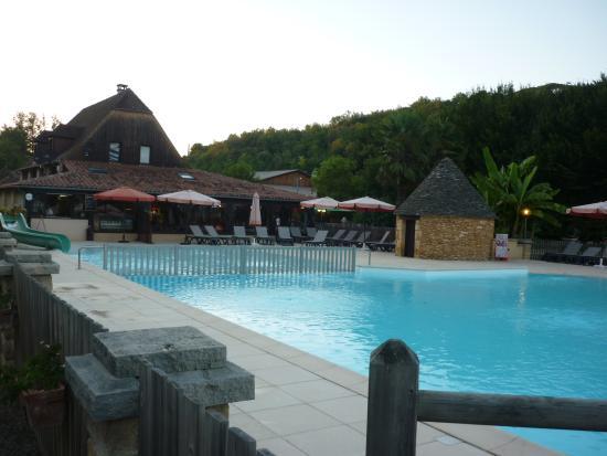 Camping Les Castels Le Moulin du Roch