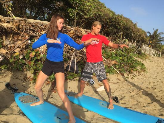 Swell Surf Camp: Good times at Swell