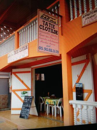 Chez Tatie Clotilde