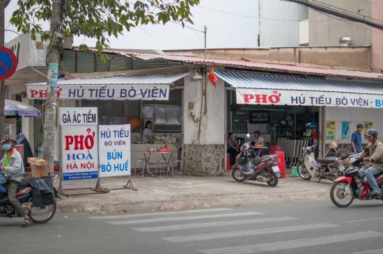 Pho Hoa Ha Noi