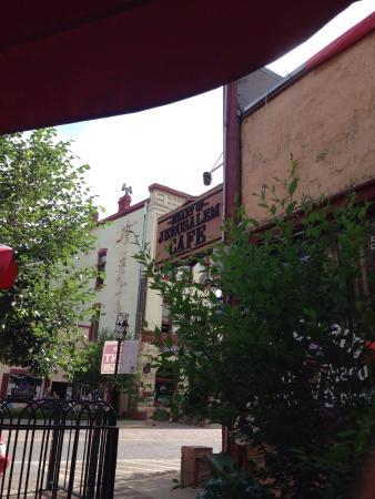 Heart of Jerusalem Cafe: photo0.jpg