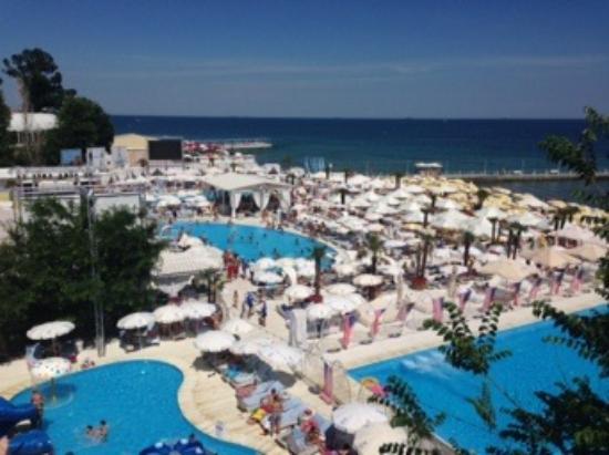Ibiza Club Restaurant Beach