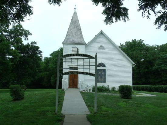Higginsville MO Confederate Home Church