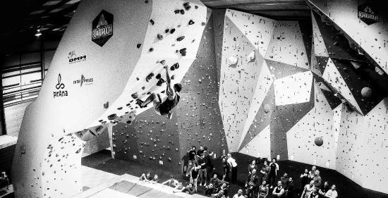 The Boardroom Climbing: Psicobloc