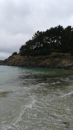 Kerfany Plage : Paysages et promenades magnifiques