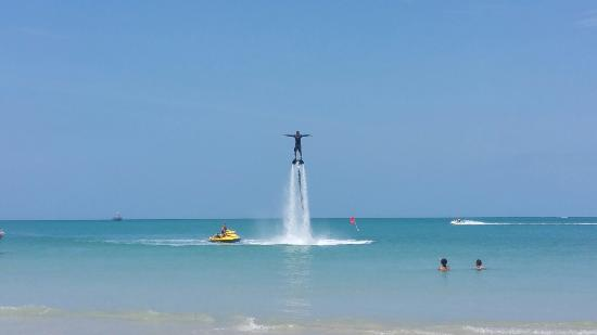 Flyboard Koh Samui Chaweng Beach Picture Of Flyboard Koh Samui Ko