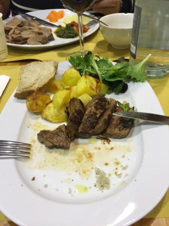 Eataly Torino Lingotto: great beef steak