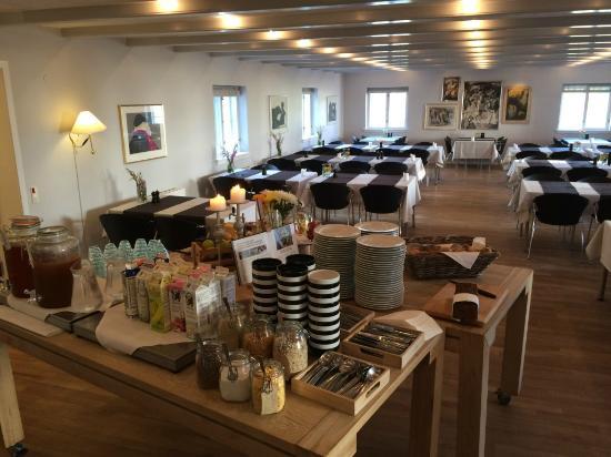 Sinatur Hotel Haraldskaer: Restaurant