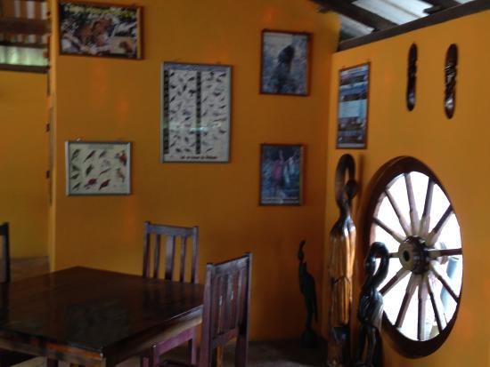 Derana Guest House: view