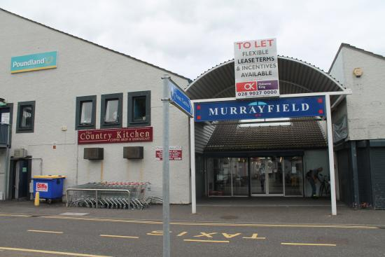 Murrayfield Shopping Centre