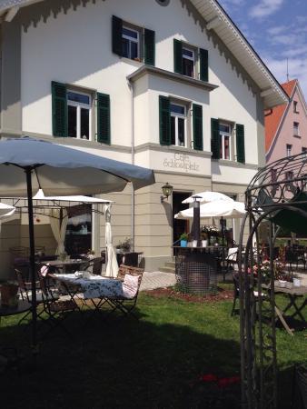 Wolfegg, Alemania: das Café