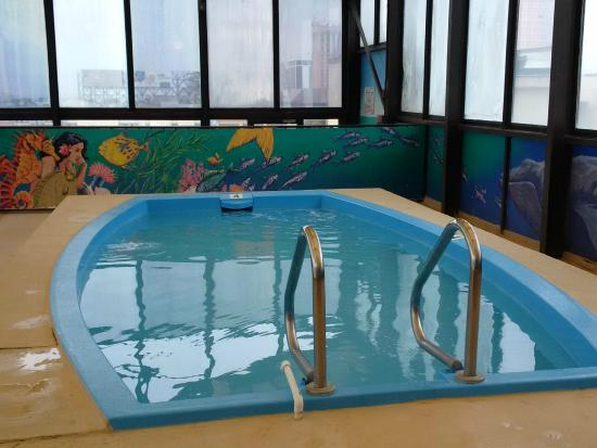 La Renaissance Suites : Pool on top floor