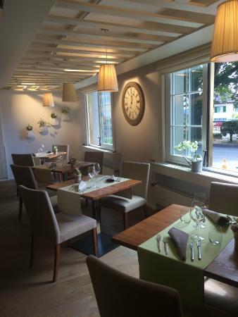 Auberge du Tilleul: Restaurant