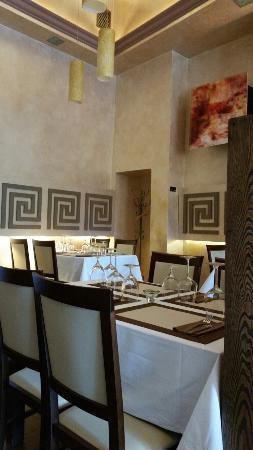Akropol na Solnym : Beautiful interior design
