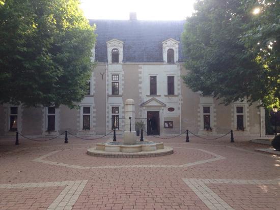 Chateau de la Menaudiere: photo0.jpg