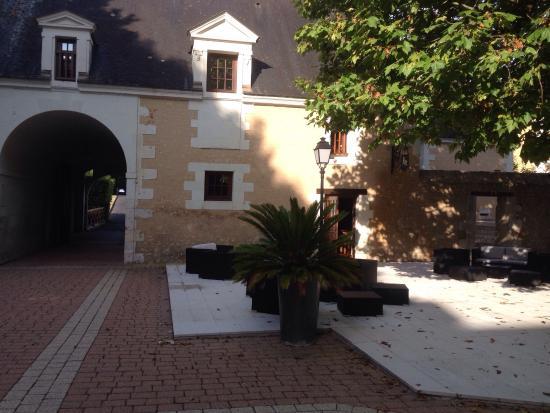 Chateau de la Menaudiere: photo1.jpg