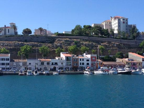 Mahon Port