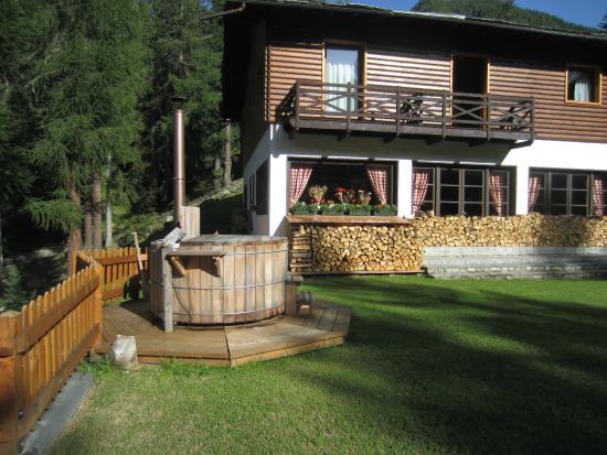 Villa Anna Maria Champoluc Aosta