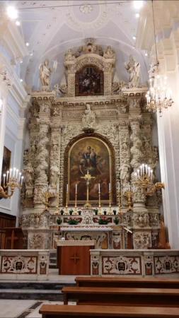 Chiesa di Santa Maria del Suffragio detta del Purgatorio