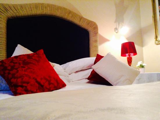 Edgeworthstown, Ireland: Bedroom