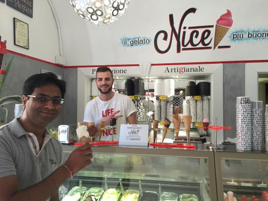 Gelateria Nice: My best ice cream in Tuscany for flavour, texture and value
