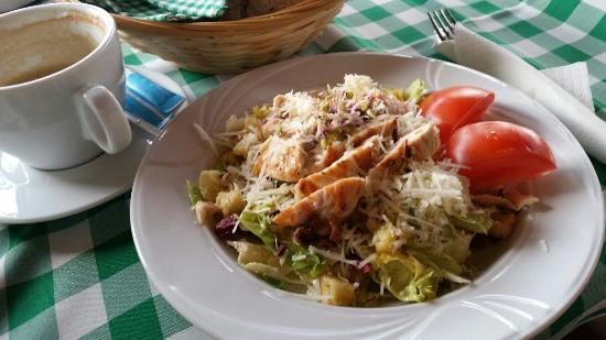Apfelhaus: Salad