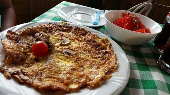 Apfelhaus: Breakfast