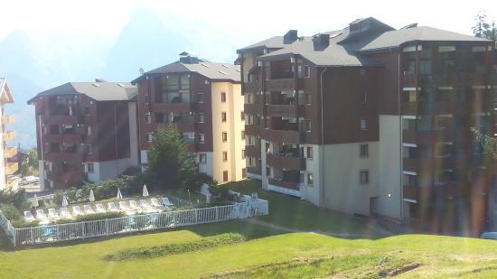 Residence Le Buet : vue de la résidence