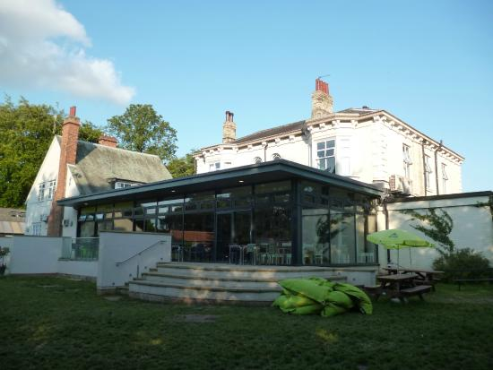 YHA York: Fine example of how UK accomadation should be