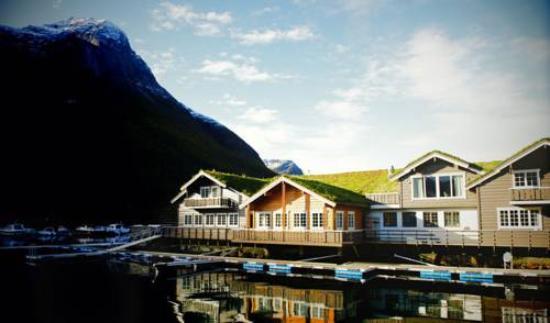Saebo, Noruega: Sagafjord Hotel