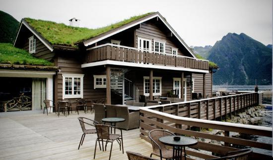 Saebo, Norwegia: Sagafjord Hotel